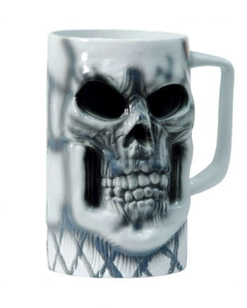 Totenkopf Beer Jug 15 Cm