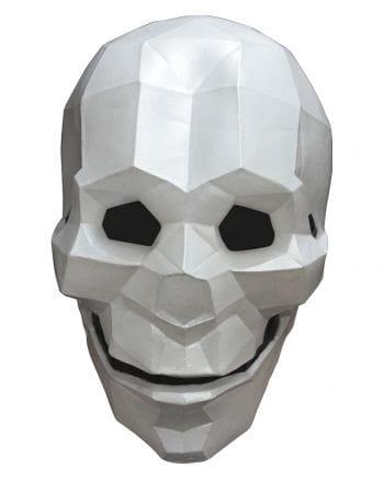 Low Poly Totenkopf Maske | Halloween Masken online kaufen | Horror ...