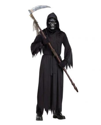 Skull Reaper Costume With Mask for Halloween | horror-shop.com