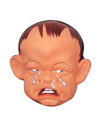 Sad baby mask