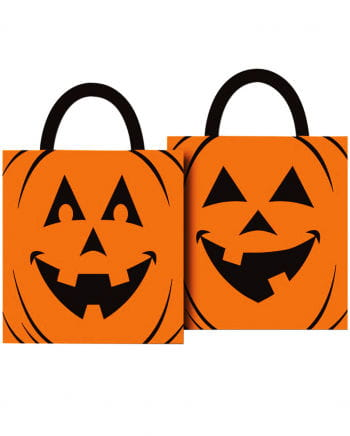 Trick Or Treat Pumpkin Bag