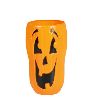 Drinking Cup Of Laughing Pumpkin