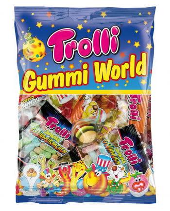 Trolli Rubber World Sweets Mix 230g