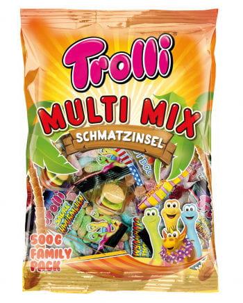 Trolli Schmatzinsel Candy Mix 500g