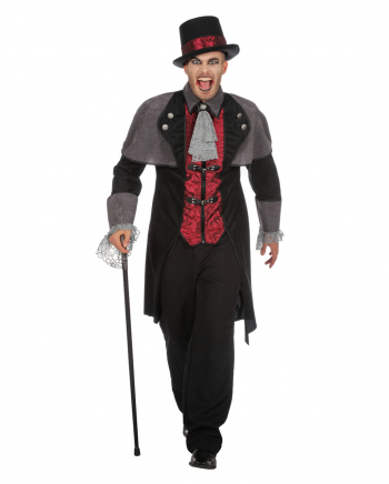 Vampire Men Costume Coat