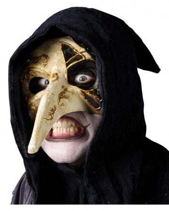 Venezianische Maske creme