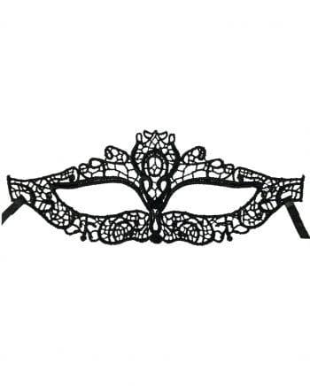 Venetian Fabric Mask Flower