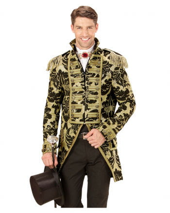 Venetian military dress suit gold-black