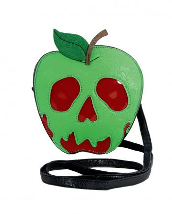 Vergifteter Apfel Handtasche Vinyl