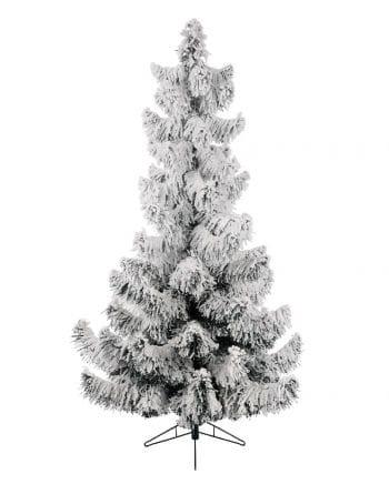 Verschneite Kiefer mit Ständer 150 cm