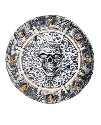 Viking skull plate 43 cm