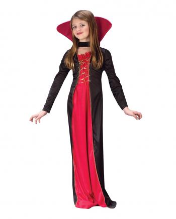 Viktorianisches Vampirmädchen Kostüm