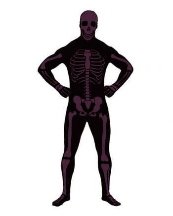 Skelett Ganzkörperanzug