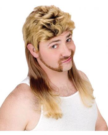 Mullet Men Percke blond