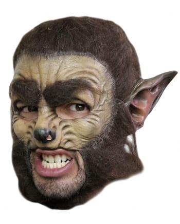Wolf Maske Deluxe
