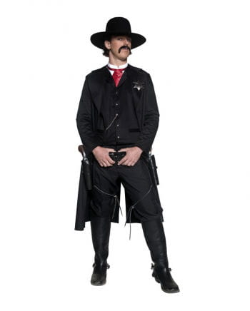 Western Sheriff Kostüm 4-tlg.