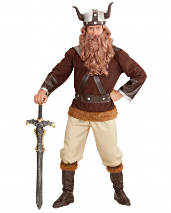 Wikinger Velkan Kostüm