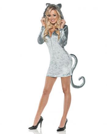 Wolf Kostüm Kleid