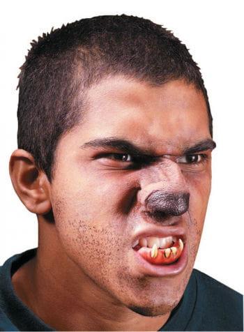 3-tlg. Werwolf Nase Make-up Set