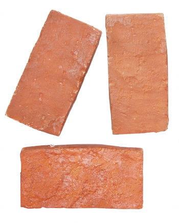 Ziegelstein aus Schaumstoff