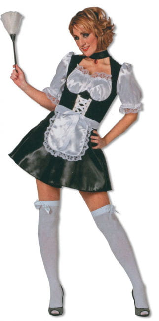 7eed5b57b146 French Maid Costume Sexy Costumes French Maid Costume Chambermaid ...