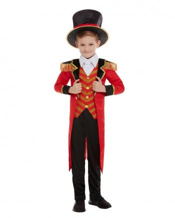 Circus Director Deluxe Child Costume