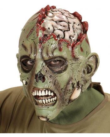 zombie brain maske horror masken kaufen horror. Black Bedroom Furniture Sets. Home Design Ideas
