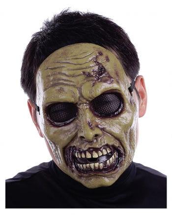 Zombie Half Mask Undead