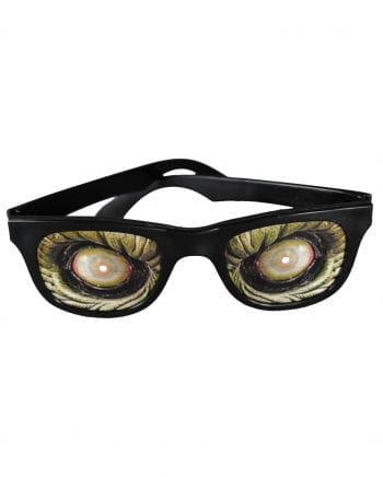 Zombie Scherzbrille