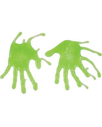 Zombie Mucus Fingerprints