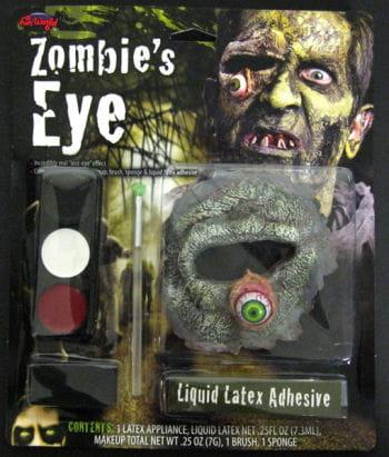 Zombie Eye Make Up Kit