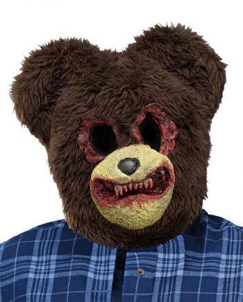 Zombie Terror-Bär Maske