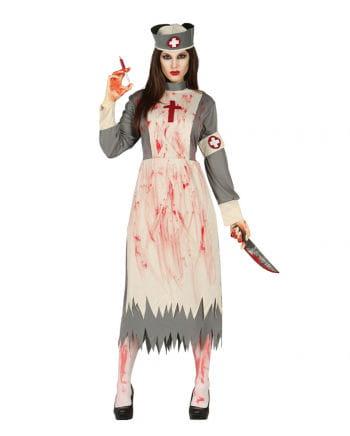 Zombie Lazarettschwester Kostüm | Zombie Kostüme online kaufen ...