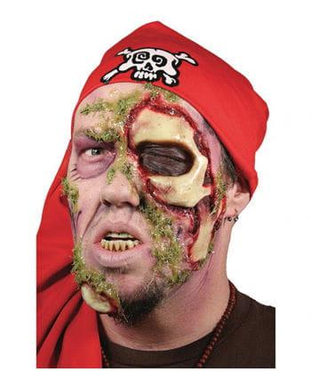 Zombie Pirate Latex wound