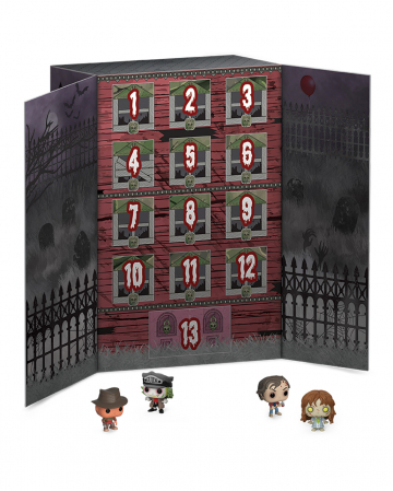 13 Days Spooky Countdown Horror Pocket POP! Calendar