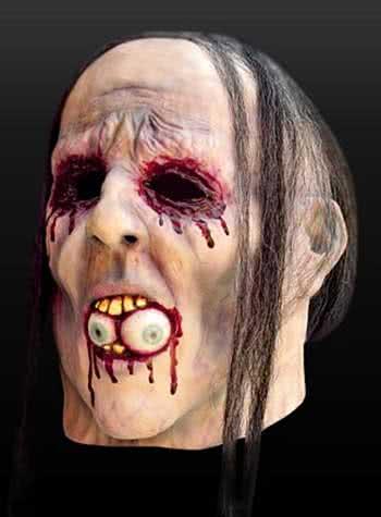 Zombie Mask Louie Ojitos
