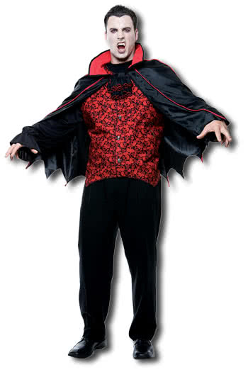 Count costume Gr.M