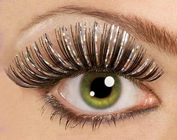 Hologram eyelashes