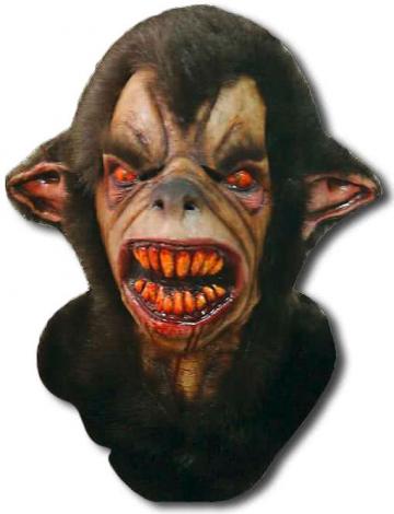 Apewolf Horror Mask