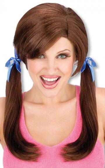 Cheerleader Wig