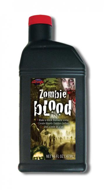 Zombie Kunstblut 470 ml