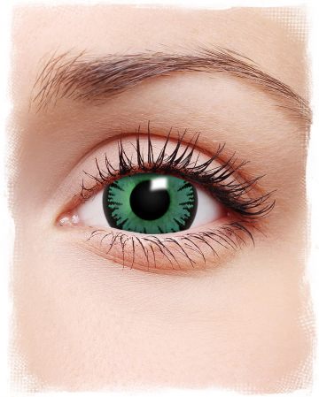 Doll Eye Contact Lenses Green