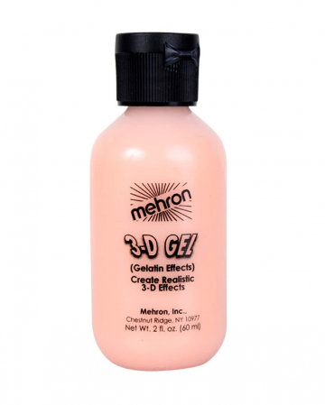 3-D gelatin gel skin color 60ml