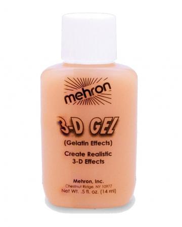 3-D Gelatine Gel Hautfarben 14ml