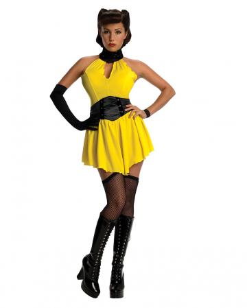 5-tlg. Sally Jupiter Watchmen Kostüm