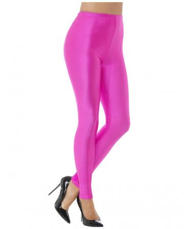 80s Stretch Leggings pink