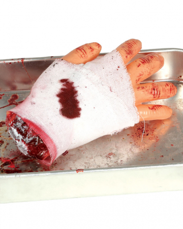 Chopped Off Hand 22cm