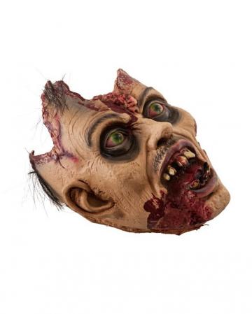 Chopped Zombie Head Deco