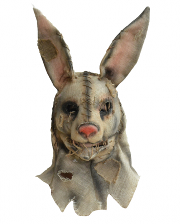Antique Scarecrow Hare Mask