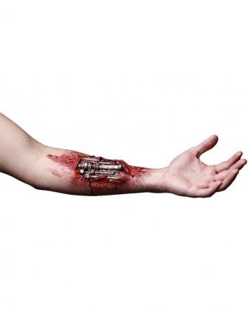 Robot Arm Latex Wound